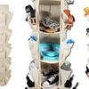 Sorbus Five-Tier Swiveling Closet Organizer