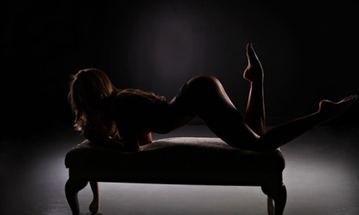 Boudoir Therapy - Country Ridge: $39 for a Photo Shoot for Up to Two with Unlimited Wardrobe Changes at Boudoir Therapy (Up to $498 Value)