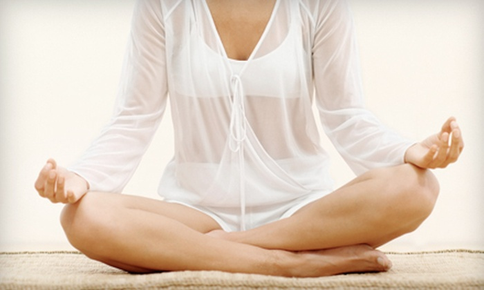 Chopra Yoga Center - Downtown Vancouver: 10 or 20 Classes at Chopra Yoga Center (Up to 85% Off)