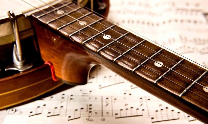 American Banjo Museum - Downtown Oklahoma City: $6 for American Banjo Museum Visit for Two ($12 Value)