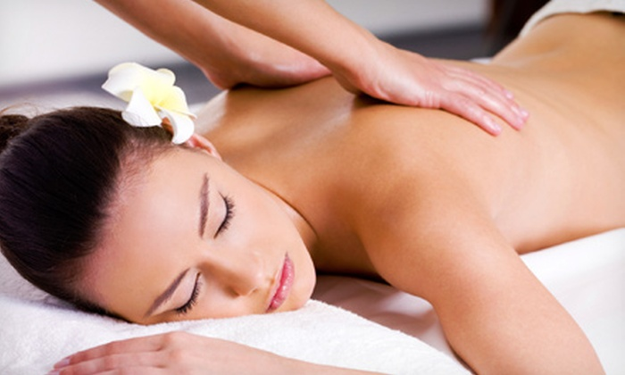 Just What I Kneaded Massage Studio - Hilton: 60- or 90-Minute Deluxe Massage with Aromatherapy and Hot Stones at Just What I Kneaded Massage Studio (Up to 59% Off)