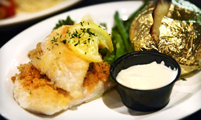 Northworks Bar & Grille - Indian Lake East: Casual Fare and Beverages at Northworks Bar & Grille (Up to 52% Off). Two Options Available.