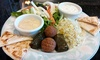 Bella Balducci Mediterranean Cuisine - Monroe: Meal for Two Including Drinks and Dessert at Bella Balducci Mediterranean Cuisine (Up to 40% Off)