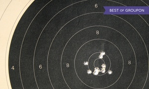 The Range at Lake Norman: $29 for an All-Day Shooting-Range Package at The Range at Lake Norman ($234.50 Value)