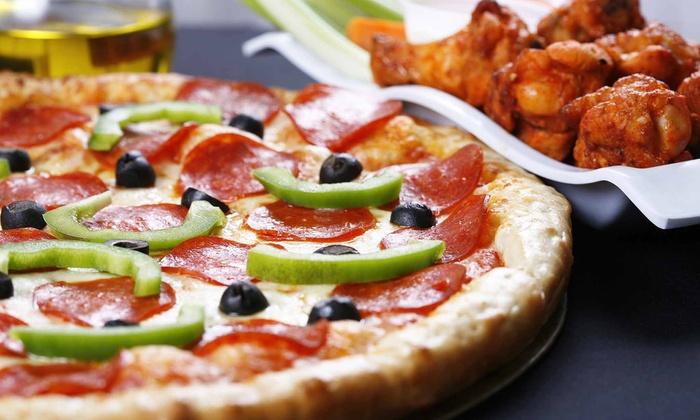 Rovente Pizza Hawthorne & Beaverton - Richmond: Up to 33% Off Pizza — Rovente Pizza Hawthorne & Beaverton; Valid Monday - Thursday 2 PM - 4 PM