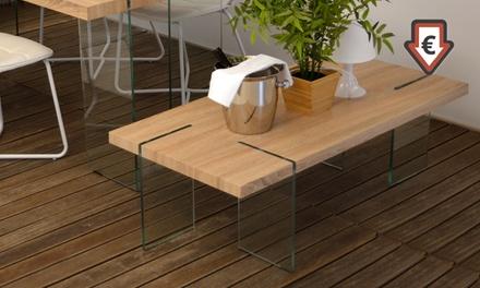 Tavolini da salotto groupon goods for Tavolini da salotto mercatone uno