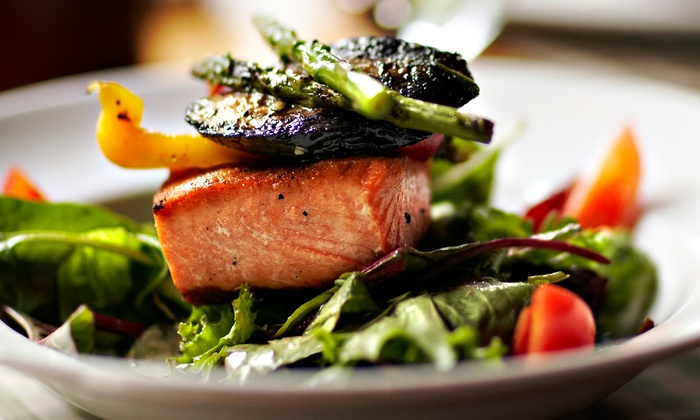 The Backstage Bistro - The Loop: Three-Course Bistro Dinner for Two or Four or $11 for $22 Worth of Bistro Cuisine for Lunch