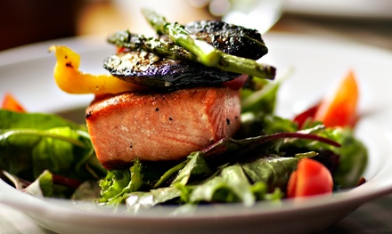 Three-Course Bistro Dinner for Two or Four or $11 for $22 Worth of Bistro Cuisine for Lunch