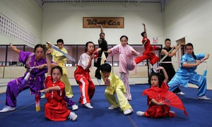 Taishan School of Martial Arts: CC$59 for 1 Month of Unlimited Kung Fu Classes for Beginners at Taishan School of Martial Arts (CC$160 Value)