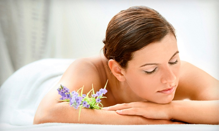 Waterfalls Wellness Center - Vienna: One or Two Swedish or Deep-Tissue Massages with Optional Foot Treatment at Waterfalls Wellness Center (Up to 53% Off)