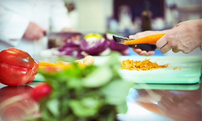 Sacramento Natural Foods Co-op - Sacramento Natural Foods Co-op Cooking School and Community Learning Center: $49 for a Cooking Class for Two at Sacramento Natural Foods Co-op (Up to $98 Value)