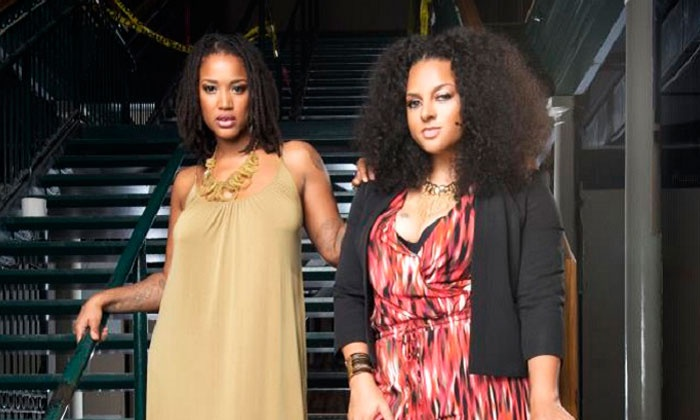 Floetry Live!  - The Moore Theatre: Floetry on Saturday, April 9, at 8 p.m.
