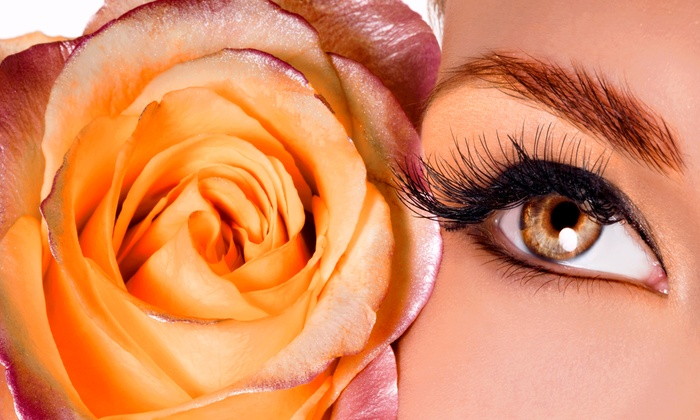 Lips2lashesbyMyhria - North Arlington: Full Set of Eyelash Extensions with One Optional Refill at Lips2lashesbyMyhria (Up to 53% Off)