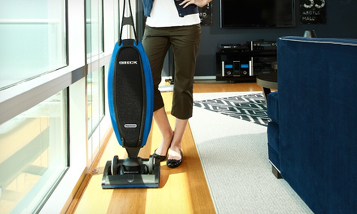 Oreck Factory Outlets - Multiple Locations: Vacuum Tune-Up or Vacuums, Air Purifiers, and Equipment at Oreck Factory Outlets (Half Off). Three Options Available.