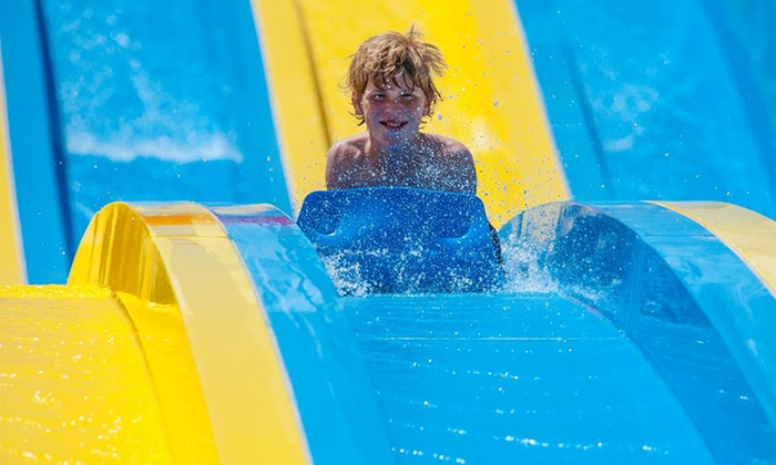 Andy Alligator's Water Park - The Apples: Water-Park Outing for Two or Four at Andy Alligator's Water Park in Norman (Up to 41% Off)
