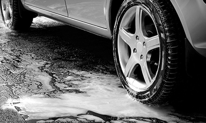 ProntoWash - East Fort Lauderdale: Complete or Super-Clean Wash Package or Auto-Spa Supreme Detailing Package at ProntoWash (Up to 52% Off)