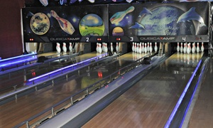 Wanasa Land: Bowling Game for One, Two or Five at Wanasa Land (Up to 51% Off)