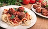 Michelangelo Ristorante & Caffe - San Francisco: Italian Dinner for Two or Four at Michelangelo Ristorante & Caffe (Up to 56% Off)