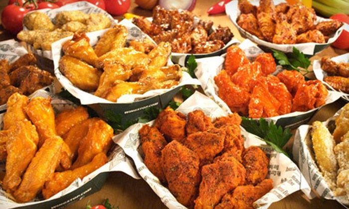 Wingstop - Wingstop: $15 for $30 Worth of Wings, Strips, and Sides at Wingstop