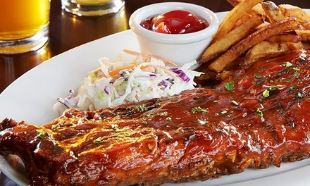 American Cuisine and Drinks at Stanford's (Up to 33% Off)