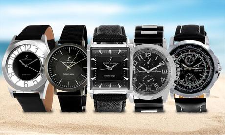 Relojes de Pascal Szerman París colección Luxe