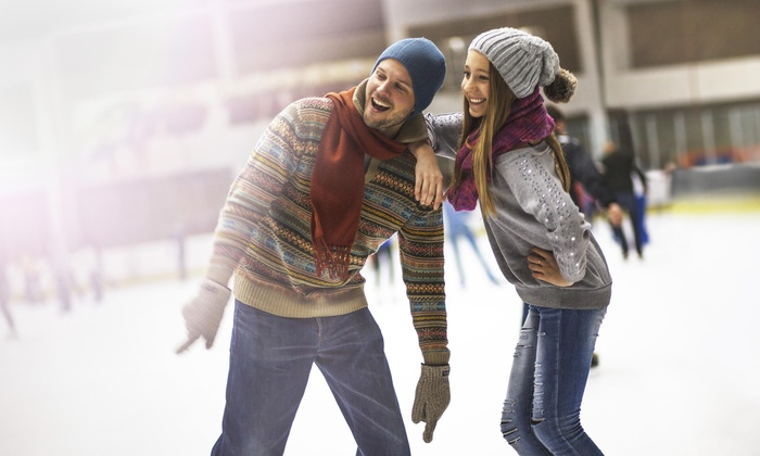 Poway Ice Arena - Poway: $7 for $15 Worth of Ice Skating — Poway Ice Arena