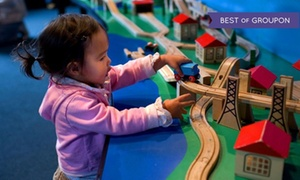Bay Area Discovery Museum: Visit for Two, Four, or Six to Bay Area Discovery Museum (Up to 46% Off)