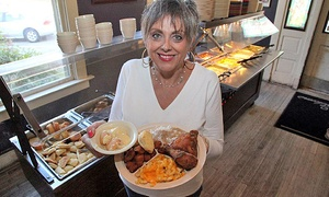 Two Sister's Kitchen: Southern Lunch Buffet for Two, Three, or Four at Two Sister's Kitchen (Up to 45% Off)