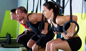 CTD CrossFit: One Month of Unlimited Classes or 10 Drop-In Classes at CTD CrossFit (Up to 74% Off)