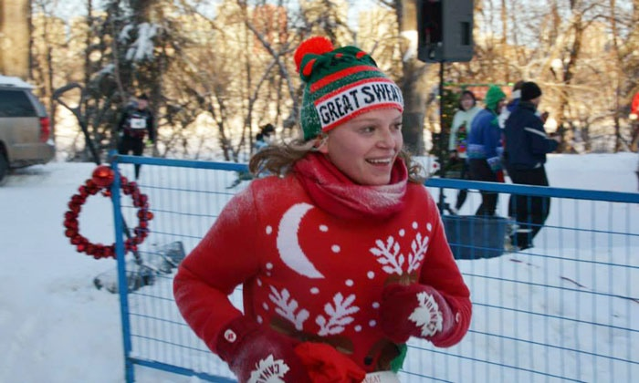 Multisportscanada.com - South Glenmore Park: Entry for One to The Great Sweater Run 2K, 5K, or 10K on Saturday, November 28 (Up to 51% Off)