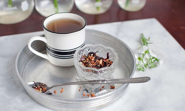 Tea By Tiffany - New York City: $83 for $150 Groupon — Tea by Tiffany