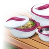 ThermoDish Hot or Cold Serving Bowl Set (6-Piece)