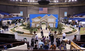 Texas Home & Garden: 36th Texas Home & Garden Show for Two or Four on February 12–14 (50% Off)