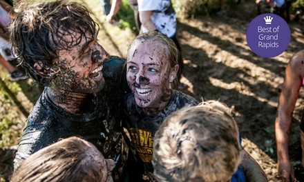 $45 for Entry for One Adult to Eat Dirt Mud Run One-Lap 5K on Saturday, August 23 (Up to $75 Value)