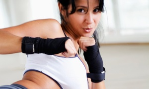 Perdigon MMA and Family Fitness: Adult Muay Thai, Women's Kickboxing, or Kid's Martial Arts Classes at Perdigon MMA and Family Fitness (Up to 86% Off)
