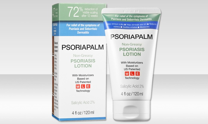 Psoriapalm Non-Greasy Psoriasis Lotion: Psoriapalm Non-Greasy Psoriasis Lotion