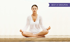 Bikram Yoga East Bay: $29 for One Month of Unlimited Bikram Yoga Classes at Bikram Yoga East Bay (81% Value)