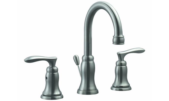 Design House Satin Nickel Madison Faucets: Design House Satin Nickel ...