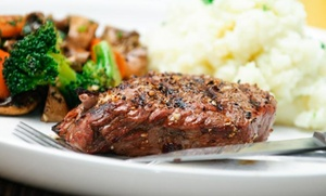 Cruiser's Cafe: 10% Off Purchase of 2 Entrees at Cruiser's Cafe