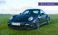 Three- or Six-Lap Porsche 911 Turbo Experience at Experience Limits