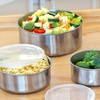 5-Piece Stainless Steel Bowl Set