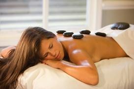 Be. massage: Up to 53% Off Hot Stone Massage at Be. massage