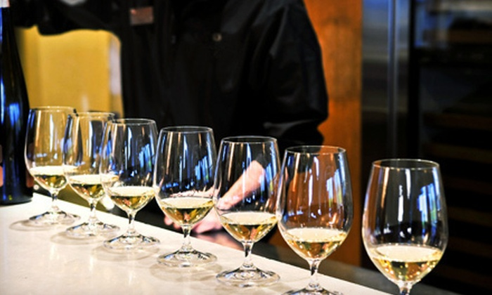 House Wine - Zilker: Wine-Education Class with Snack Pairings and Wineglasses for Two or Four at House Wine (51% Off)