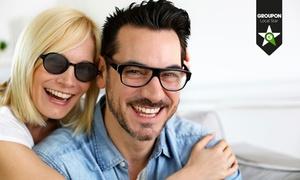 Nuova Ottica: Sostituzione di lenti graduate monofocali oppure occhiali da vista o da sole completi (sconto fino a 86%)