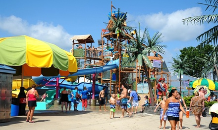 $29 for a Water-Park Visit for Two at Funtown Splashtown USA (Up to $50 Value)