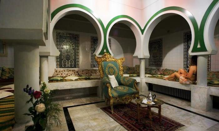 demi journ e de relaxation hammam sultan groupon. Black Bedroom Furniture Sets. Home Design Ideas