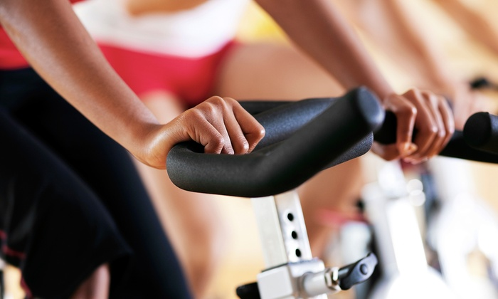 Shanti Cycle - Multiple Locations: 10 or 20 Spinning Classes at Shanti Cycle (Up to 51% Off)