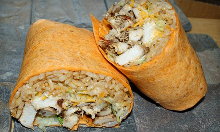 Pita's Republic - Bradenton: $8 for $16 Worth of Mediterranean Cuisine at Pita's Republic