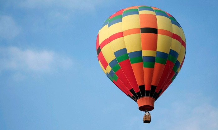 Panorama Balloon Tours - Multiple Locations: Sunrise or Sunset Hot Air Balloon Tour for Two or Four from Panorama Balloon Tours (Up to 56% Off)
