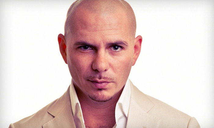 Pitbull and Ke$ha - Hollywood Casino Amphitheatre: $20 to See Pitbull and Ke$ha at First Midwest Bank Amphitheatre on Sunday, June 9, at 7:30 p.m. (Up to $32 Value)